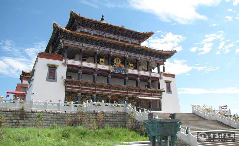 内蒙古呼伦贝尔达尔吉林寺-寺庙信息网
