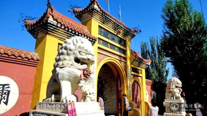 内蒙古巴彦淖尔市临河大光明寺-寺庙信息网