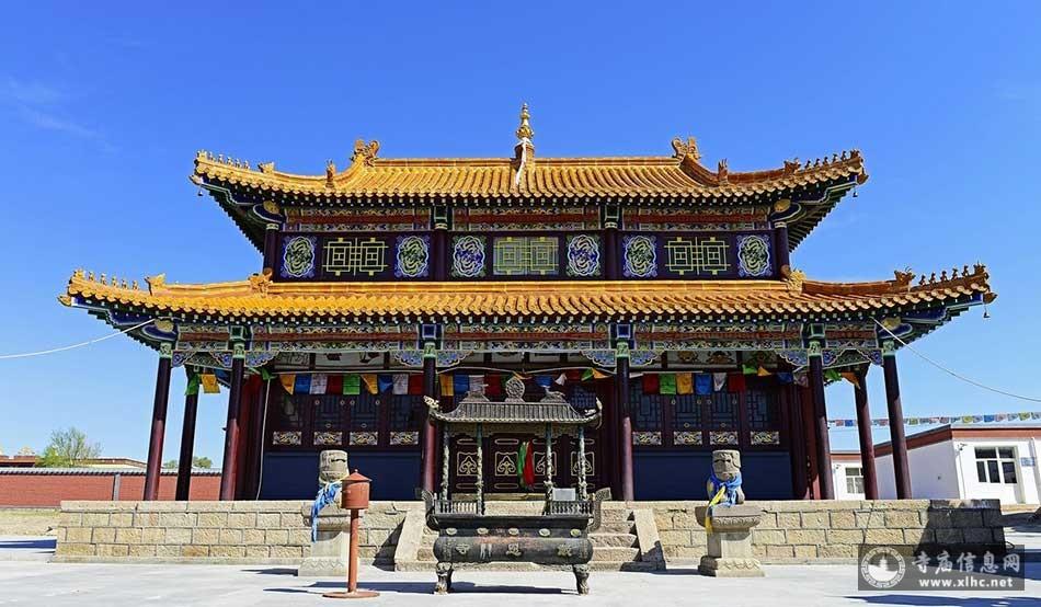 内蒙古赤峰戴恩寺(罕庙)-寺庙信息网