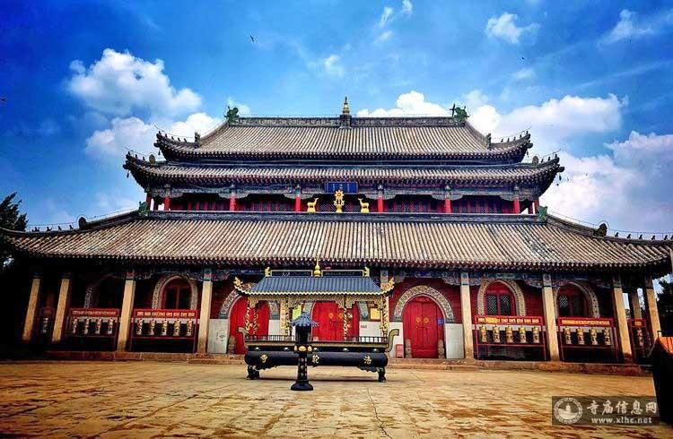 内蒙古赤峰宁城法轮寺-寺庙信息网