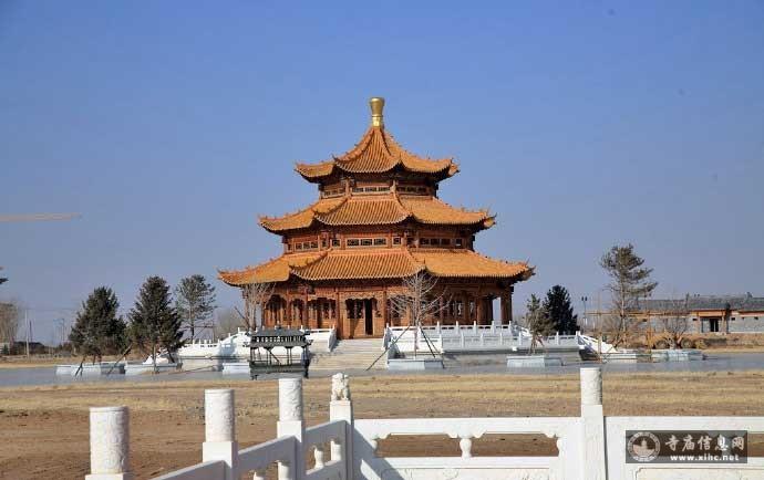 内蒙古赤峰佛祖寺(敖汉旗寺庙)-寺庙信息网
