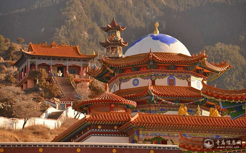 内蒙古阿拉善贺兰山福因寺(北寺)-寺庙信息网