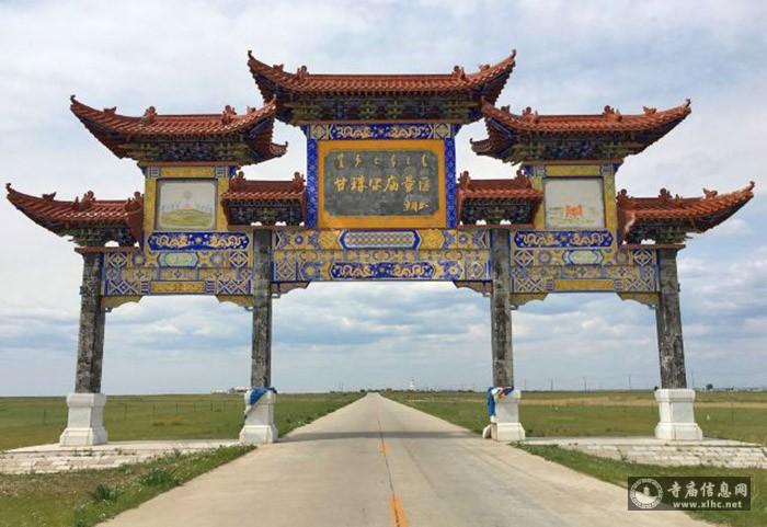 内蒙古呼伦贝尔甘珠尔庙-寺庙信息网