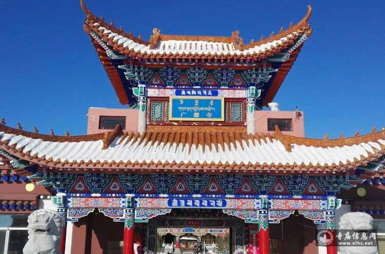 内蒙古呼伦贝尔广慧寺-寺庙信息网