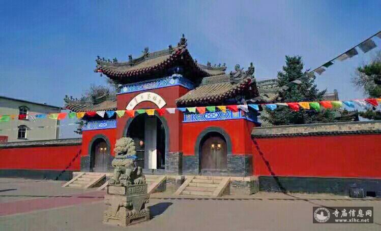 内蒙古赤峰荟福寺(东大庙)-寺庙信息网