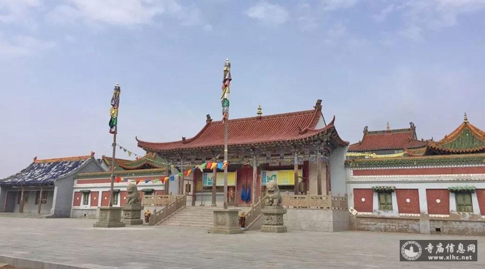 内蒙古鄂尔多斯吉祥福慧寺-寺庙信息网