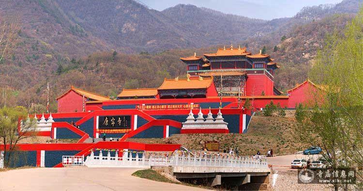 内蒙古赤峰康宁寺-寺庙信息网