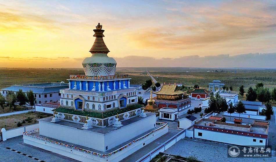内蒙古鄂尔多斯沙日特莫图庙-寺庙信息网