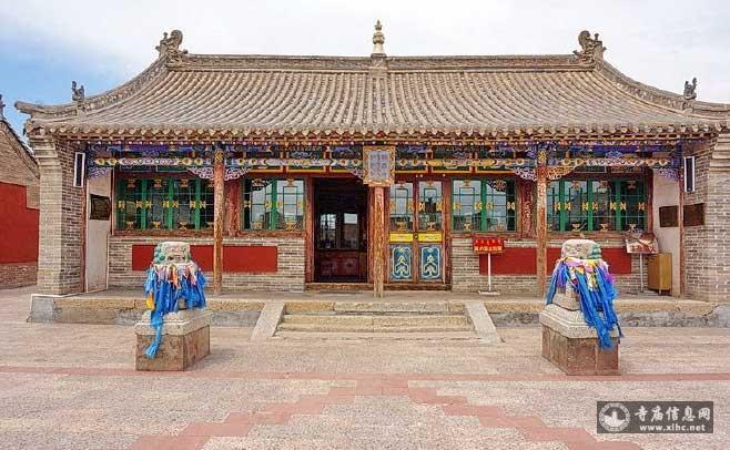 内蒙古锡林郭勒盟浩勒图庙(施恩寺)-寺庙信息网