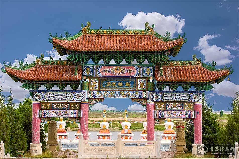 内蒙古鄂尔多斯苏里格庙-寺庙信息网