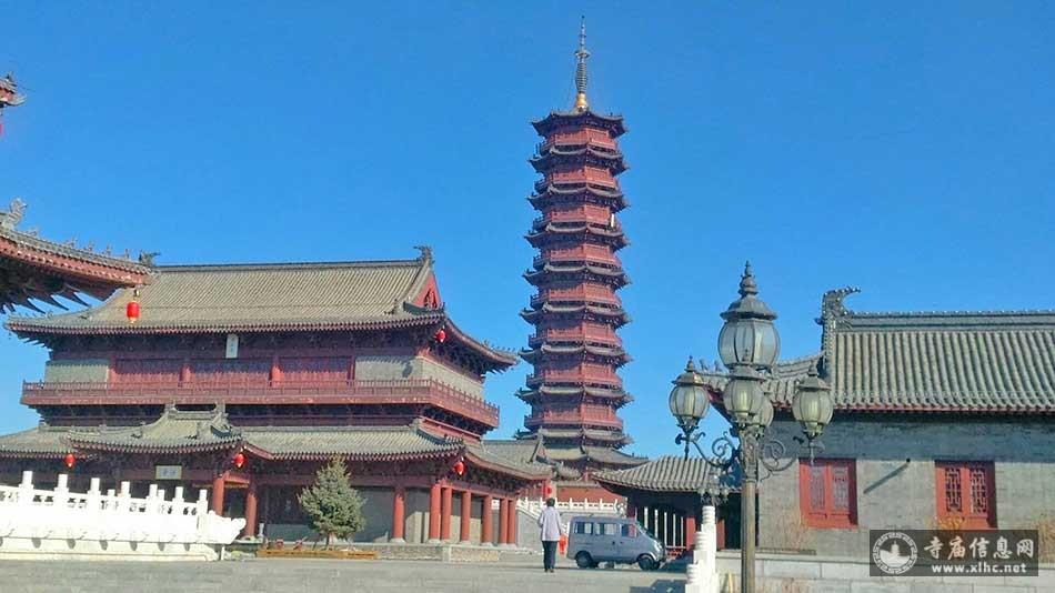 内蒙古呼伦贝尔万佛寺-寺庙信息网
