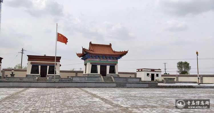 内蒙古鄂尔多斯王爱召-寺庙信息网