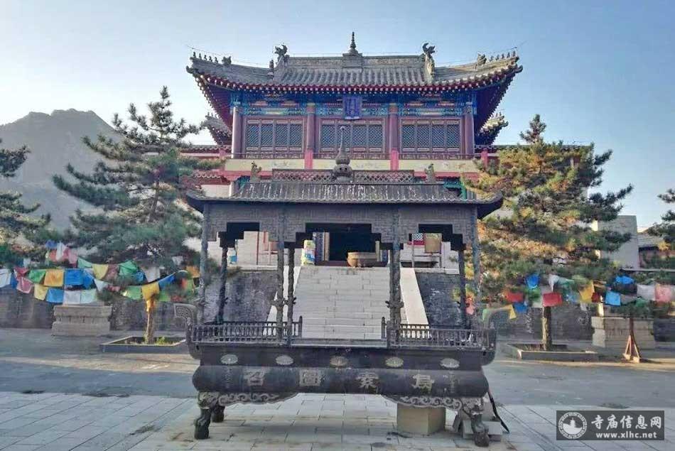 内蒙古呼和浩特乌素图召-寺庙信息网
