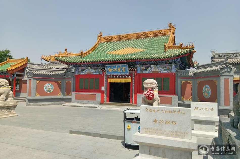 内蒙古呼和浩特席力图召(延寿寺)-寺庙信息网