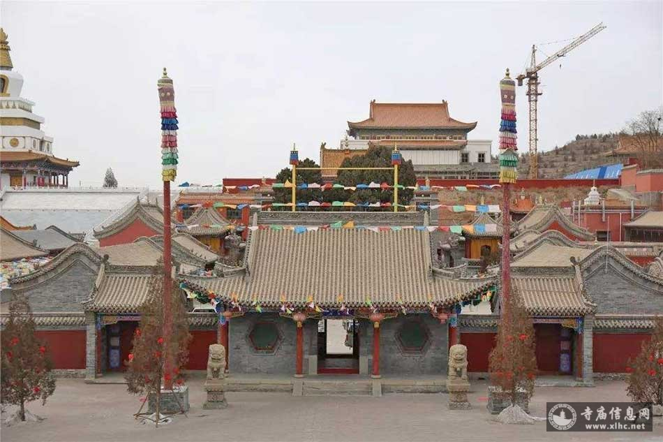 内蒙古阿拉善延福寺(王爷庙)-寺庙信息网