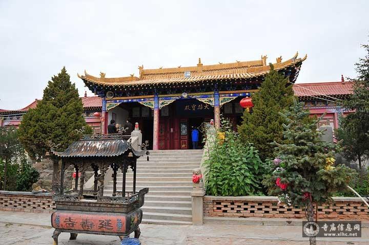 内蒙古阿拉善延寿寺-寺庙信息网