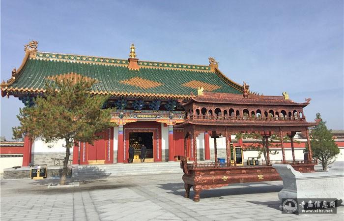 内蒙古鄂尔多斯准格尔召(宝堂寺)-寺庙信息网