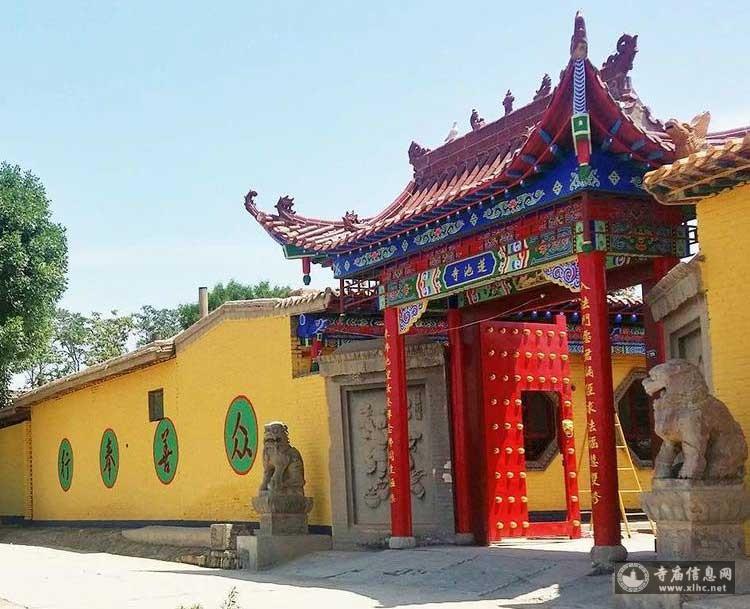 宁夏中卫莲池寺-寺庙信息网