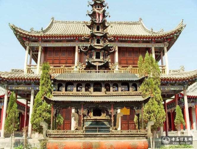 宁夏石嘴山寿佛寺-寺庙信息网