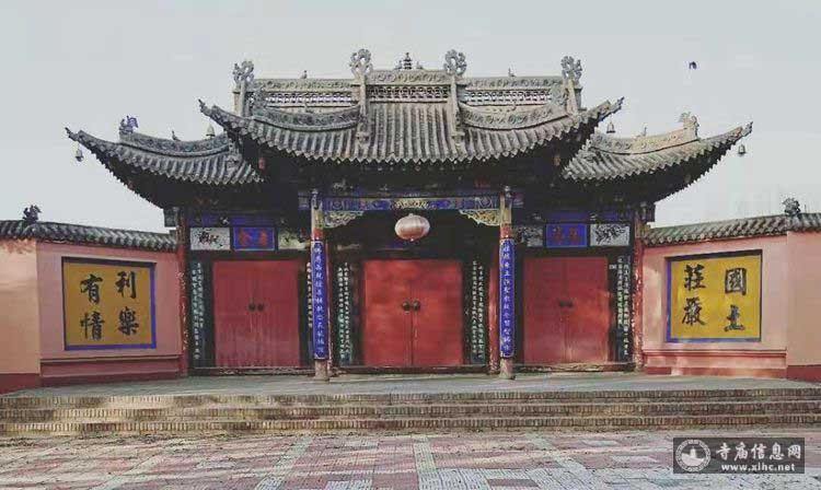 宁夏中卫新佛寺-寺庙信息网