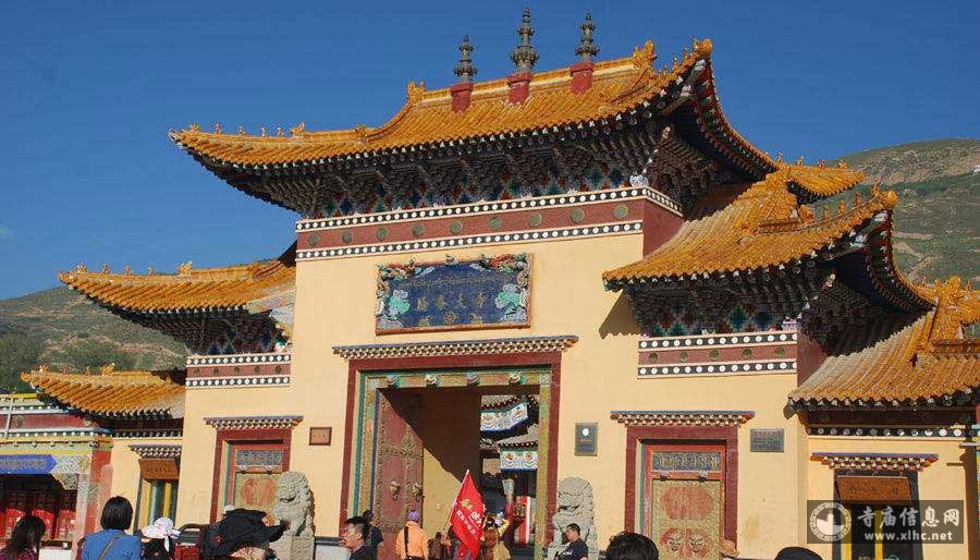 青海黄南隆务寺-寺庙信息网