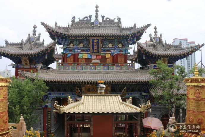 青海西宁南禅寺-寺庙信息网
