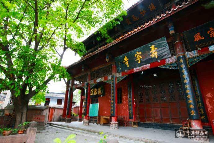 四川中江寿宁寺-寺庙信息网