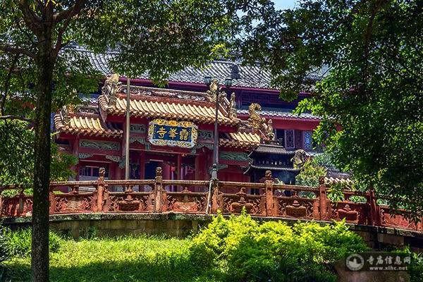 四川泸州云峰寺-寺庙信息网