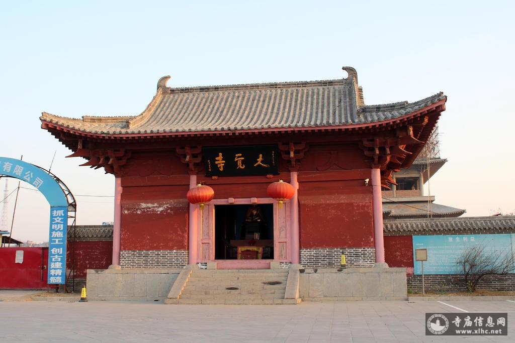 山东高唐大觉寺-寺庙信息网