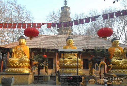 山东菏泽雷泽寺-寺庙信息网