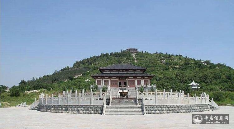 山东枣庄灵芝寺-寺庙信息网