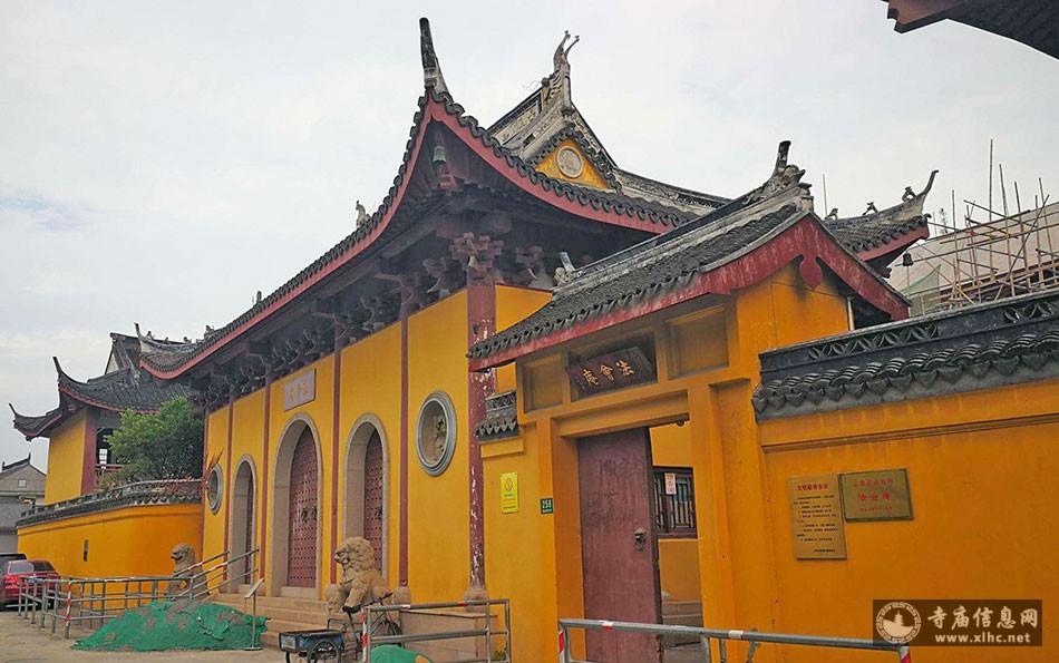 上海青浦区法会庵-寺庙信息网