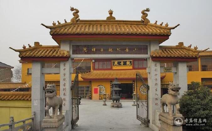 上海奉贤小普陀观音禅院-寺庙信息网