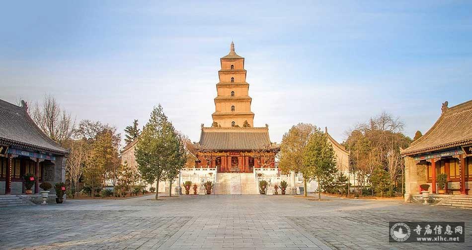 陕西西安大慈恩寺-寺庙信息网