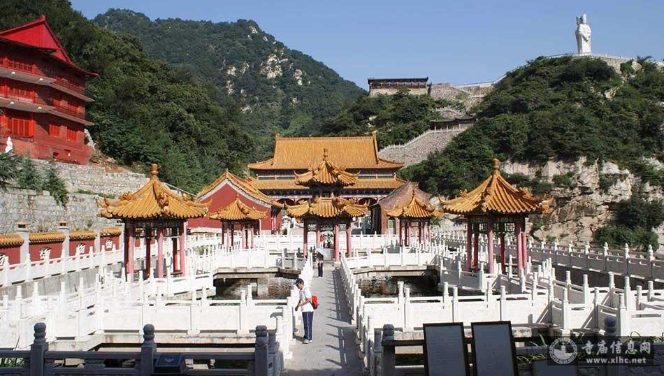 陕西西安长安观音禅院-寺庙信息网