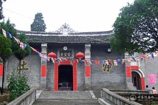 陕西安康金堂寺-寺庙信息网