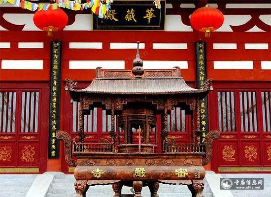 陕西西安长安密严寺-寺庙信息网