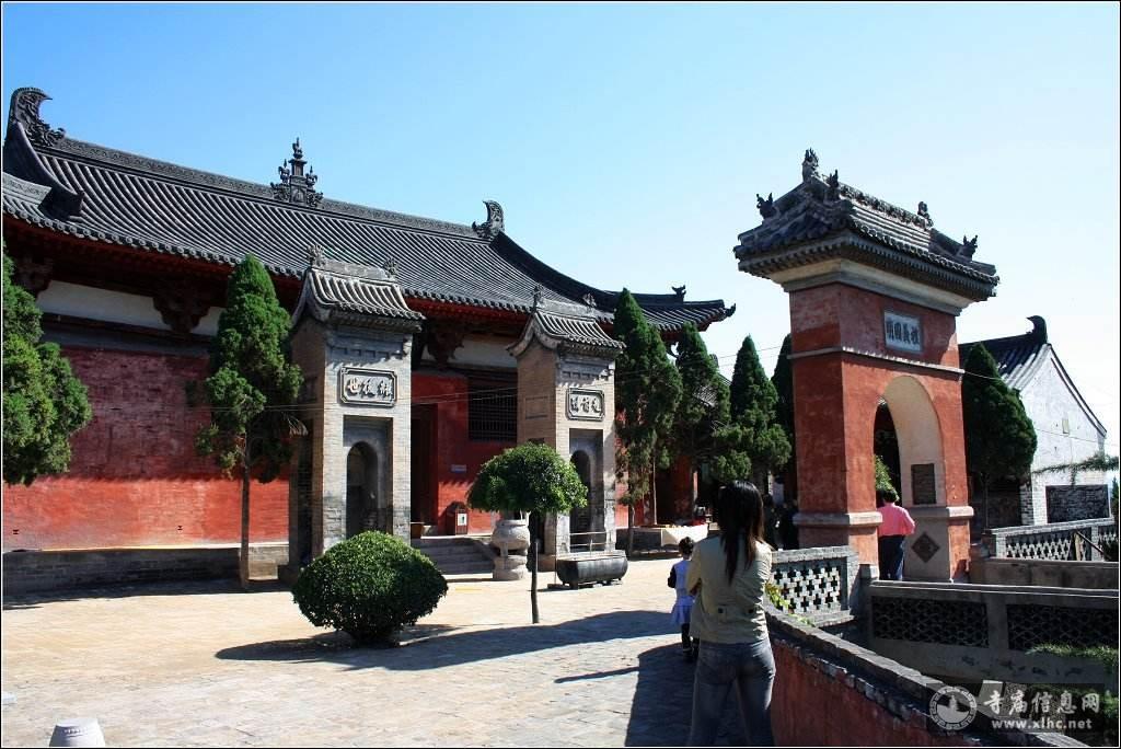 陕西韩城普照寺-寺庙信息网