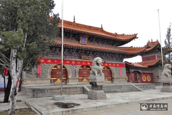 山西晋城白马禅寺-寺庙信息网