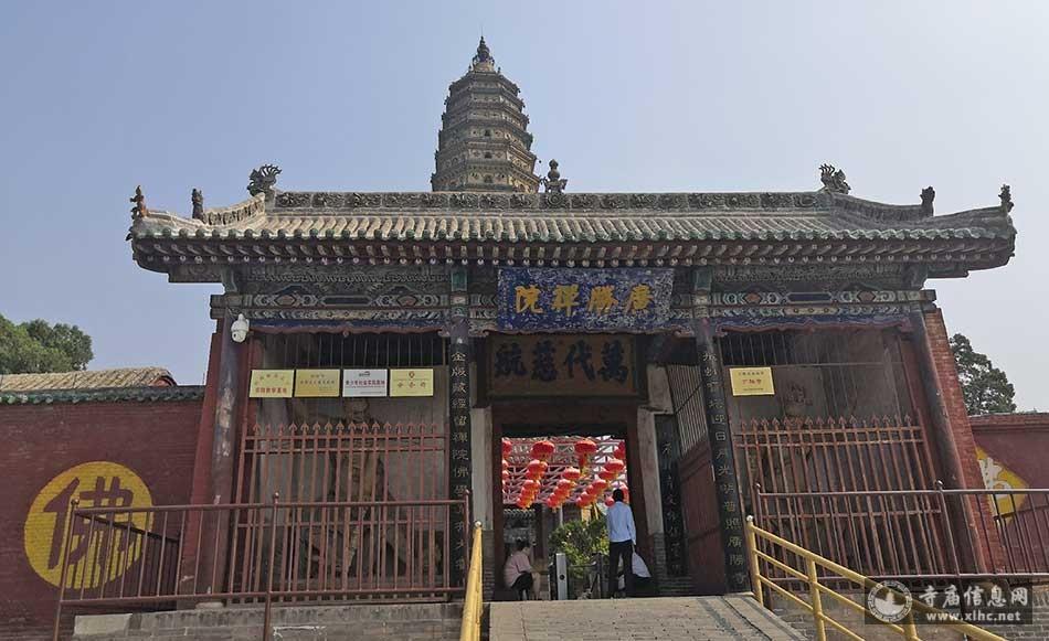 山西洪洞广胜寺-寺庙信息网