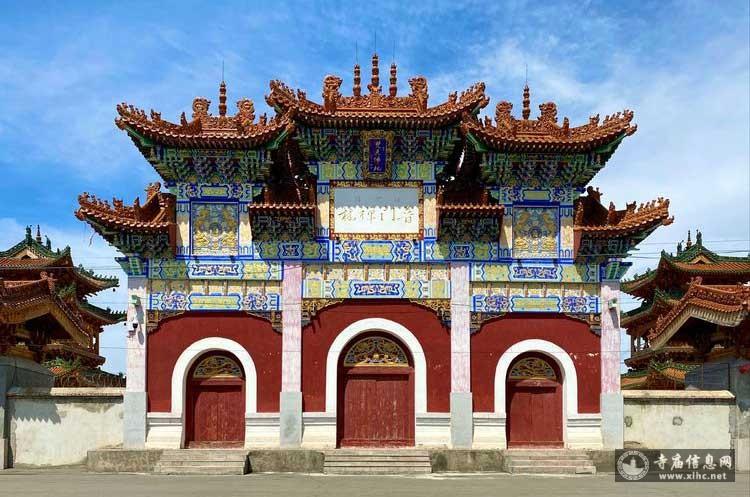 新疆塔城观音莲池寺-寺庙信息网