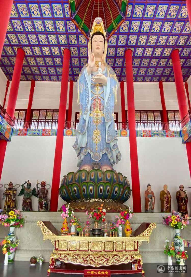新疆伊犁奎屯莲华寺-寺庙信息网