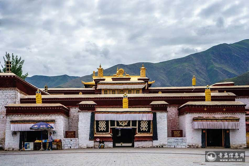 西藏山南昌珠寺-寺庙信息网