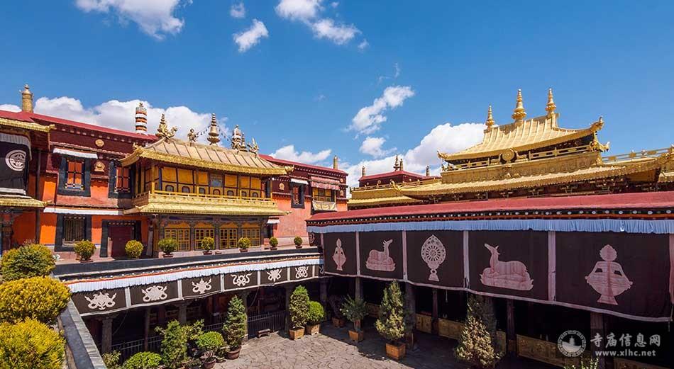 西藏拉萨大昭寺-寺庙信息网