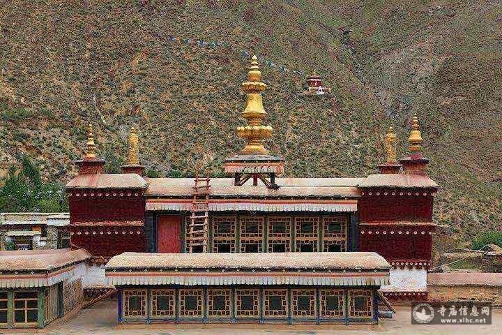 西藏山南扎囊县敏竹林寺-寺庙信息网