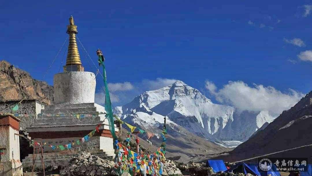 西藏日喀则绒布寺-寺庙信息网