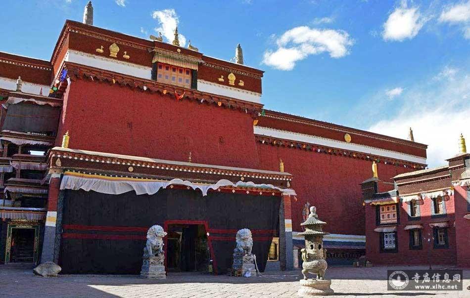 西藏日喀则萨迦县萨迦寺-寺庙信息网