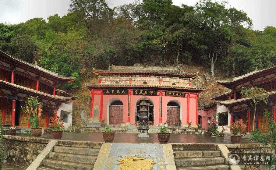 云南保山卧佛寺-寺庙信息网