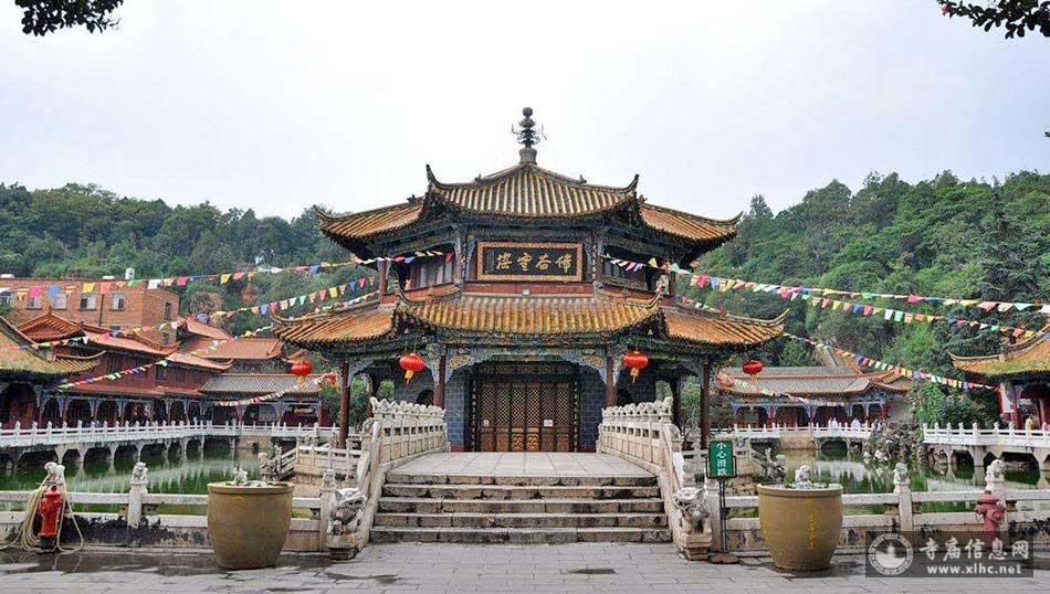 云南昆明圆通寺-寺庙信息网