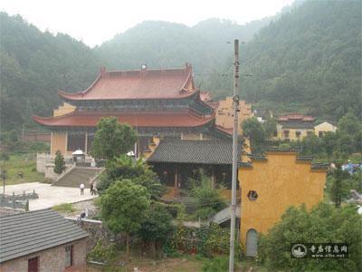 浙江磐安安福寺-寺庙信息网